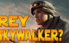 Star Wars Theory: What is Rey's Backstory?