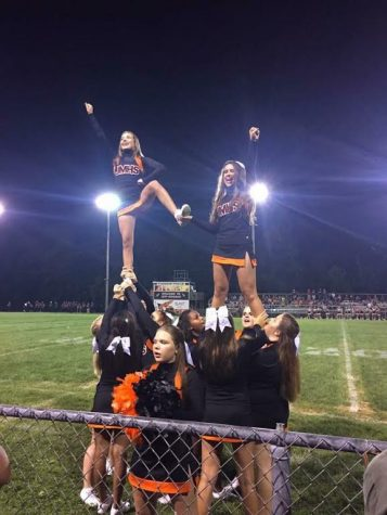 Cheer Season Coming to an End