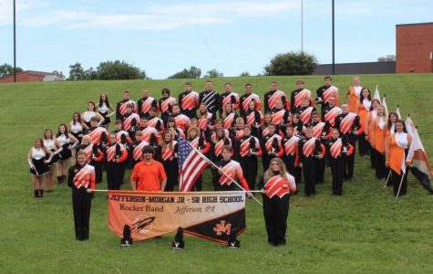 Jefferson-Morgan Rocket Band to Perform at Buckwheat