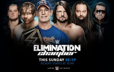 Elimination Chamber Review