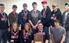 Rifle – Section Champs