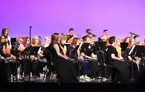 50th Anniversary of County Band and Chorus