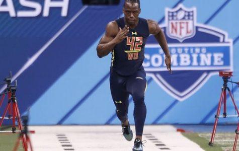 Rookies Impress at NFL Combine