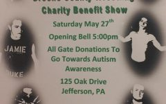 Greene County Wrestling Charity Benefit