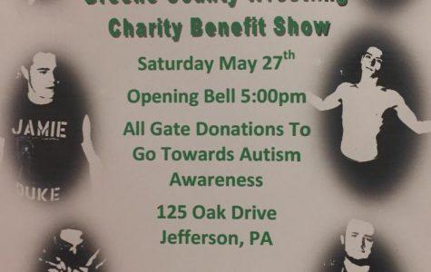 Greene County Wrestling Charity Benefit