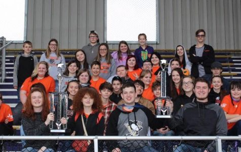 Jefferson-Morgan Marching Band's Spring Trip