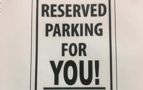 Prime Parking Spot