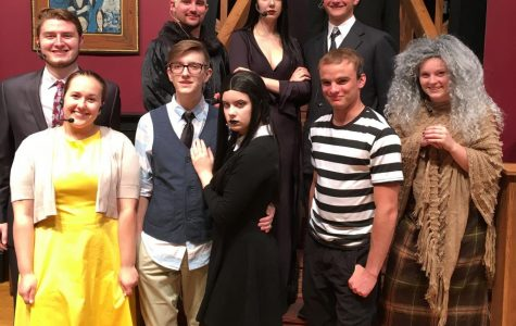 Drama Club Set to Rock on Saturday