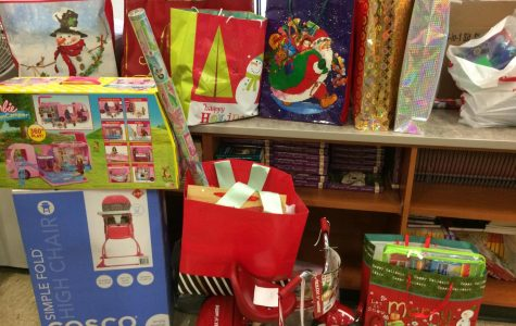 NHS Angel Tree Project a Success