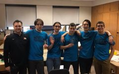 J-M's Engineering Team Wins First Place at STEAM Competition
