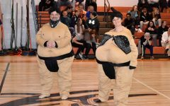 Ending Winter Pep-Rally