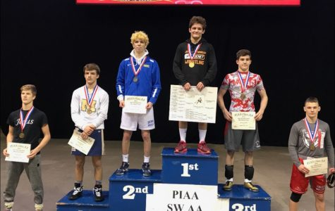 Congratulations to Gavin Teasdale!