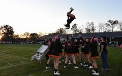 Cheerleading Sign Ups