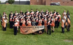 JM Band Earns First Place at Buckwheat Festival