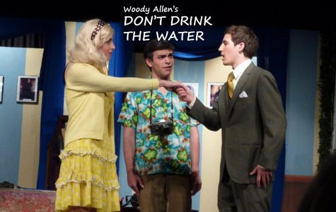 JM Drama Says Hello To Don't Drink the Water!