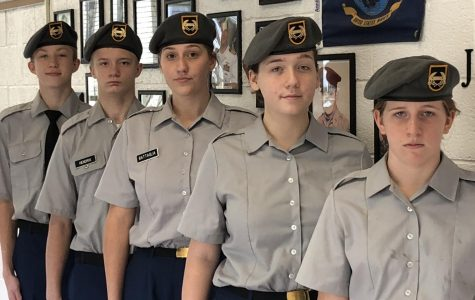 Jefferson-Morgan's JROTC Program
