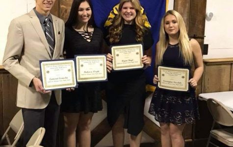 Students of Month for September and October