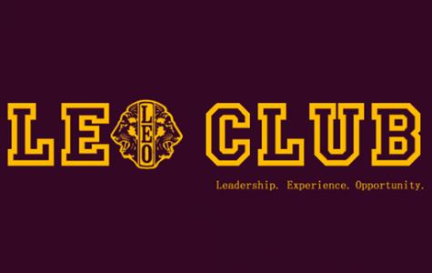 LEO Club Sign Ups