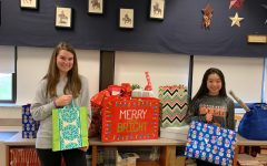 NHS Members Donate to Angel Tree Project